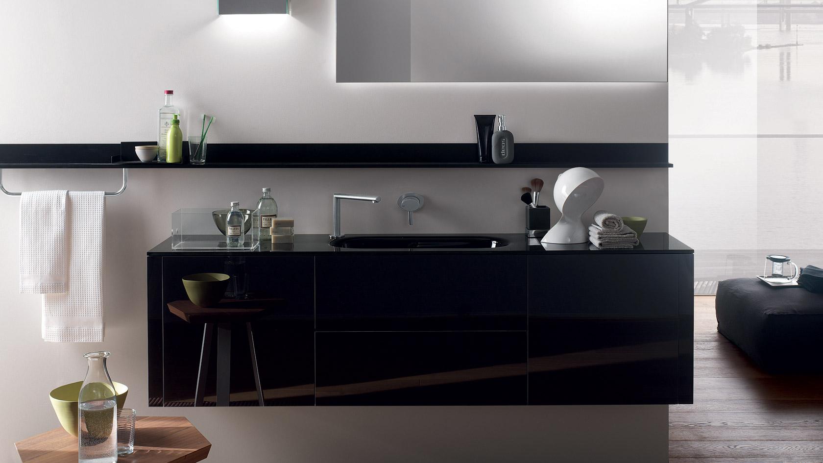 arredo bagno e sanitari sassuolo e maranello | mauro manfredini ... - Foto Bagni Moderni Arredati
