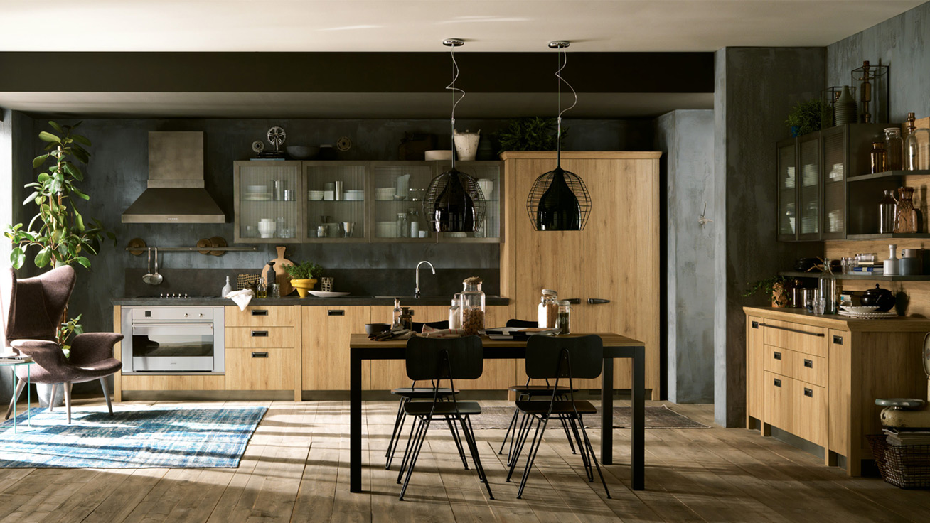 Beautiful Cucine Scavolini Country Photos - Design & Ideas 2017 ...
