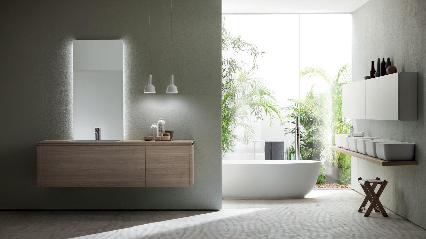 Arredo bagno e sanitari sassuolo e maranello mauro manfredini mobili e arredamenti per il bagno - Mobili bagno scavolini ...