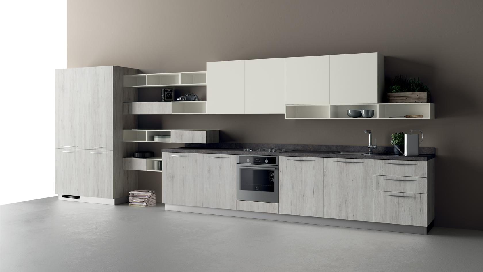 Arredi e Interni by Mauro Manfredini | Cucina Scavolini Mood