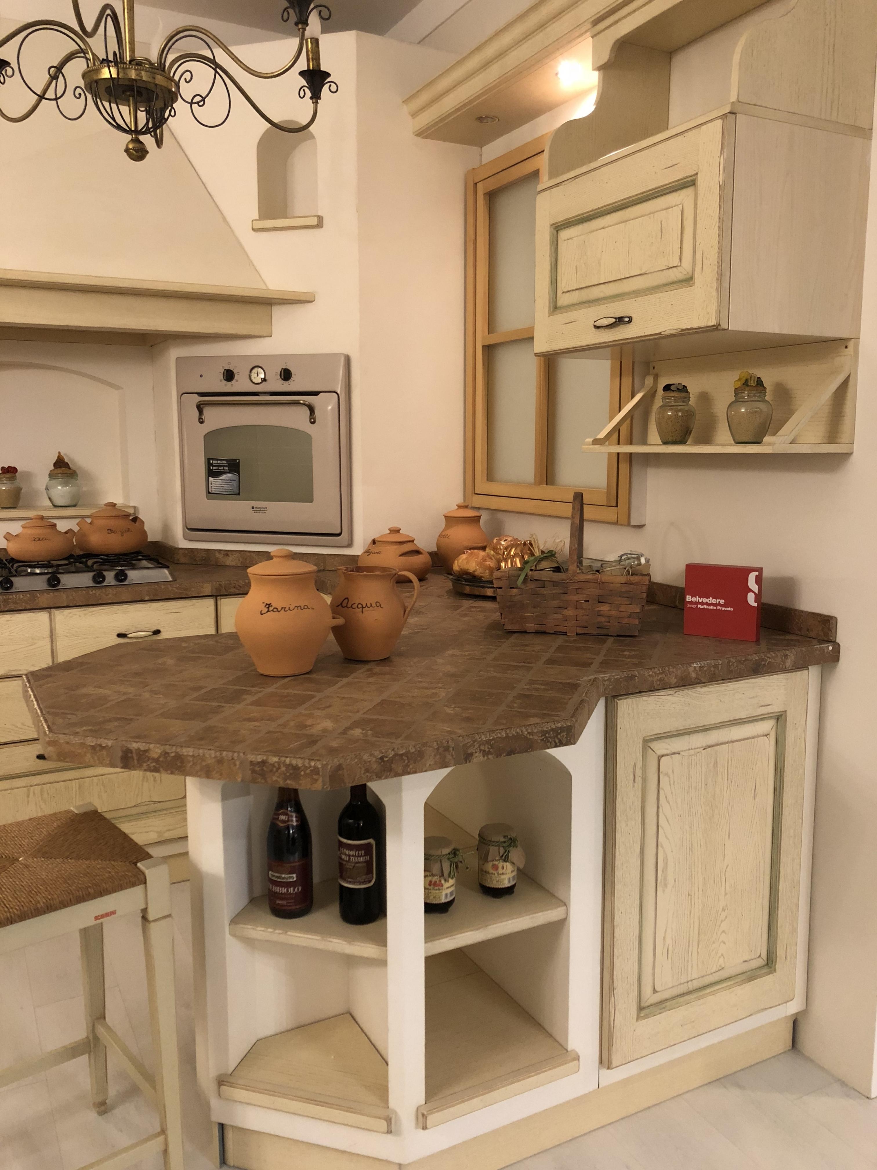 BELVEDERE Cucina Scavoliniin offerta per arredamento a Modena ...